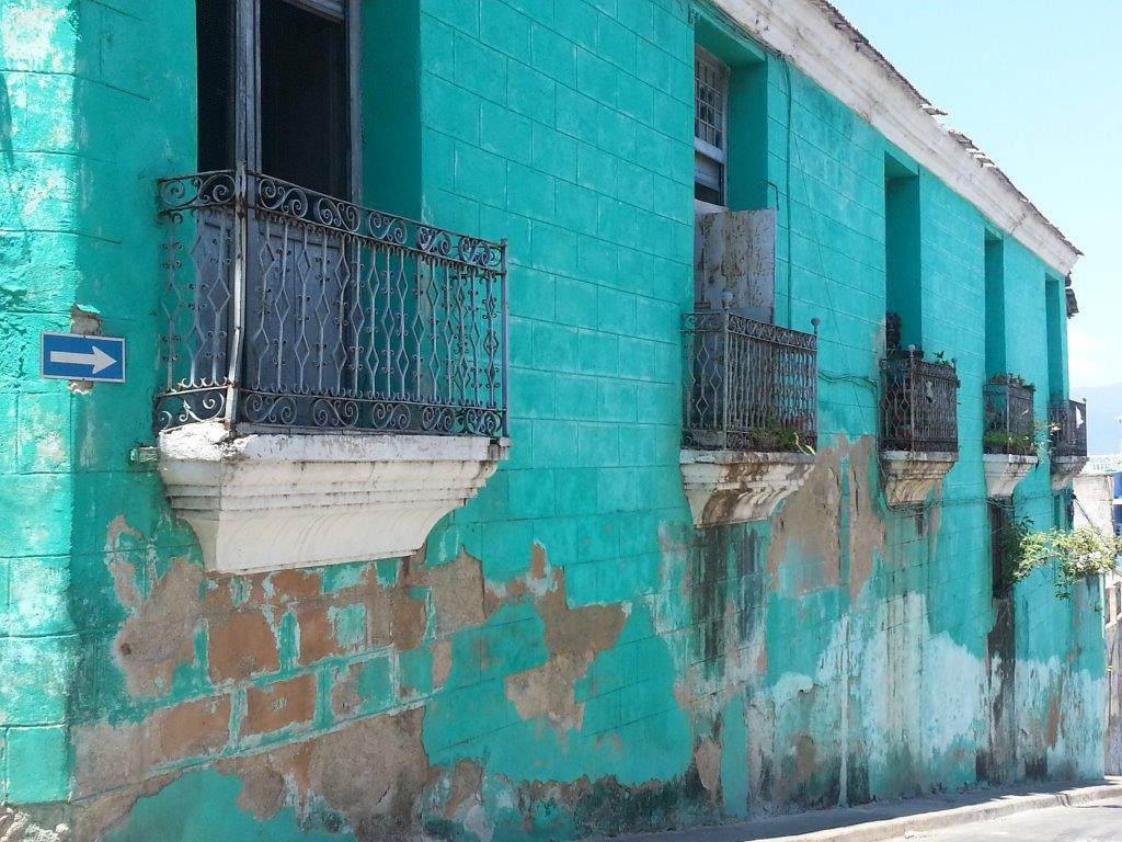 Bild från Santiago de Cuba